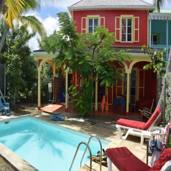 Offres de vente Villa Saint-Martin 97150
